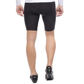 Löffler Basic pantaloncini da ciclismo Uomo nero